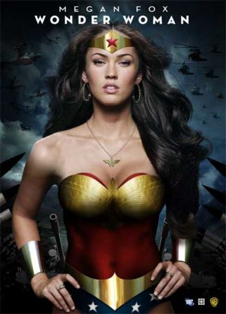 Megan Fox sera t-elle Wonder Woman