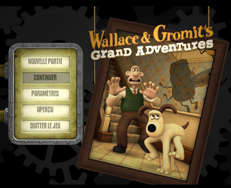 Wallace et Gromit, In Fright Of The Bumblebees