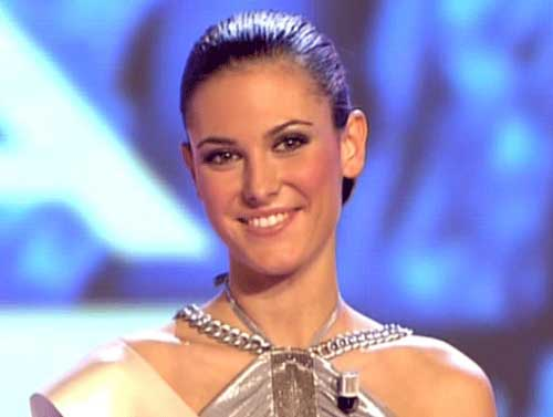 Alejandra Andreu Miss international 2008
